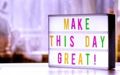 Faire le plein d'énergie positive au quotidien : 3 minutes top chrono !
